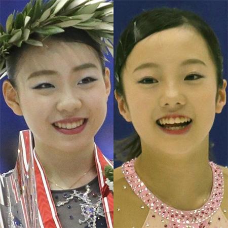 本田と紀平
