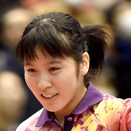 卓球・平野美宇、髪を染めたのに「誰も気付いてくれない」のボヤキ