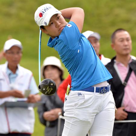 女子ゴルフ「黄金世代」ツウぶれる10の知識(2)畑岡奈紗の飛距離は日本人トップクラス