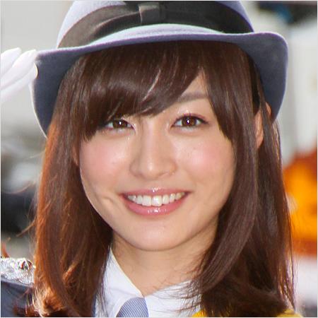 新井恵理那、テレ朝のマスコットの顔面を崩壊させ「こわーーい」とぶりっ子