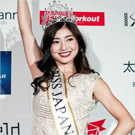 土屋太鳳の姉・炎伽さん「ミス・ジャパン」優勝も謎に包まれたスリーサイズ