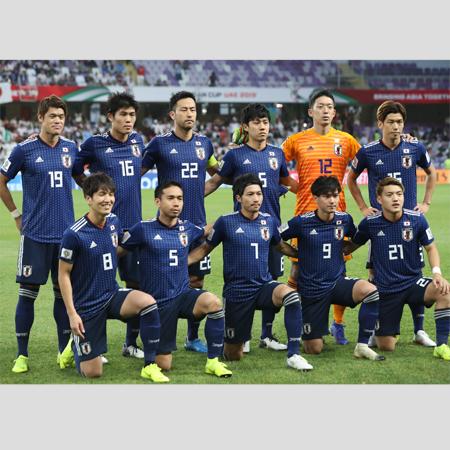 ナゼ迷彩柄?サッカー日本代表「新ユニフォーム」に異論続出!