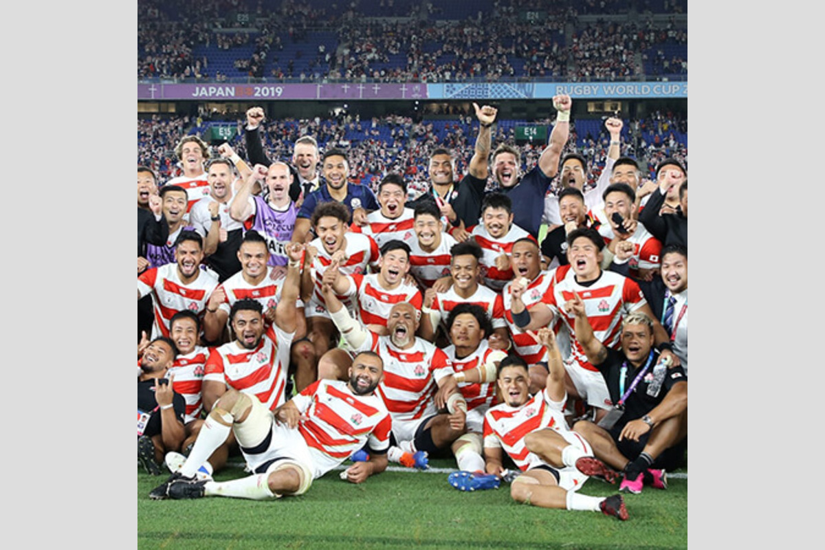 日本 ラグビー 韓国 の 反応