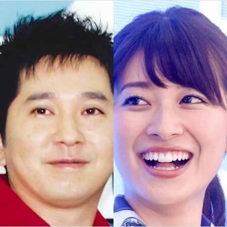 田中裕二,山本里菜