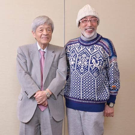 テリー伊藤,田原総一朗