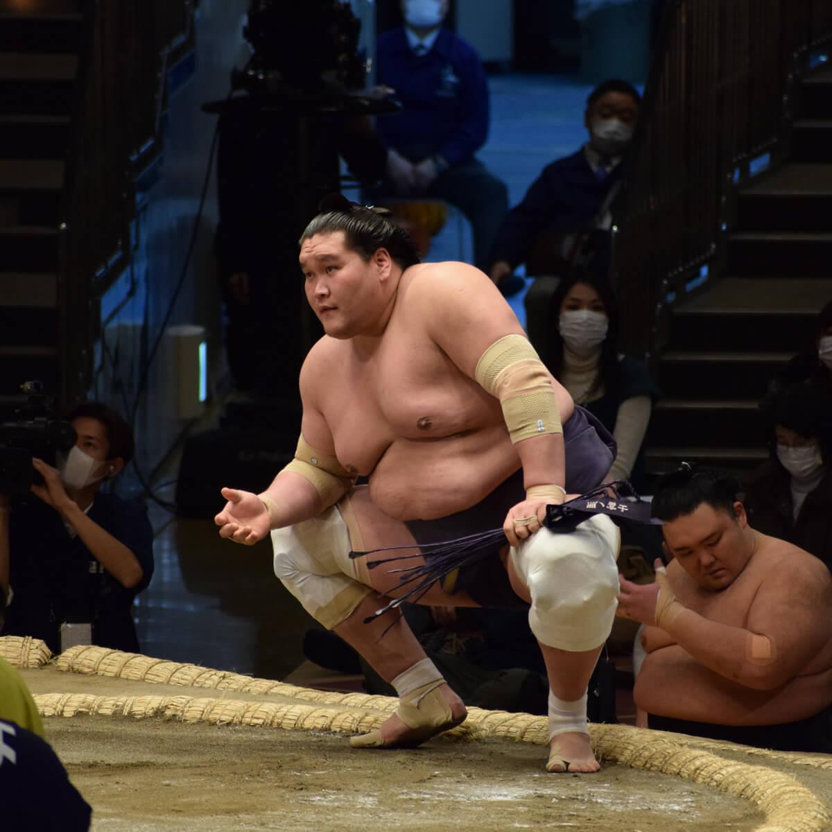 照ノ富士(21年1月場所)