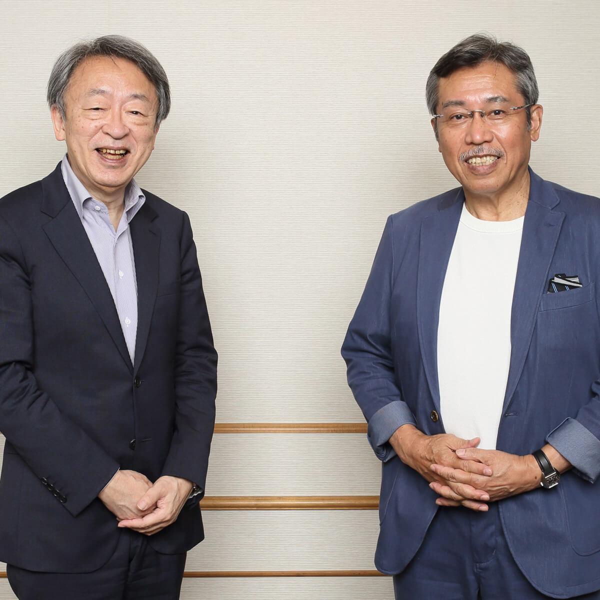 弘兼憲史・池上彰対談